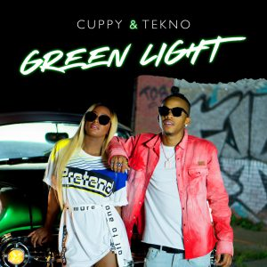 """""""Green Light"""" Cuppy FT Tekno"""