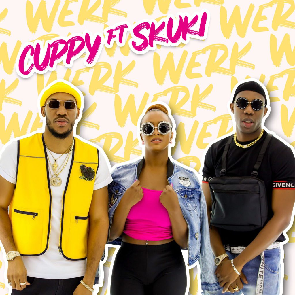 """""""WERK"""" Cuppy FT Skuki"""
